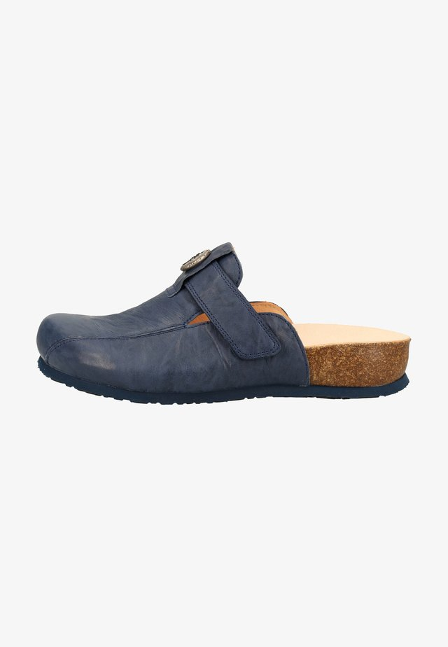Mules - jeans