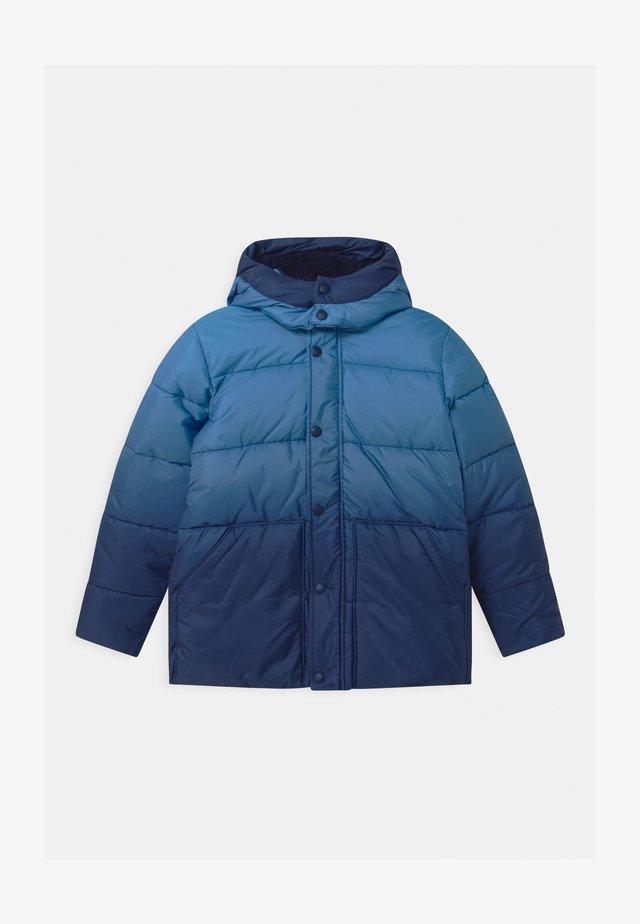 BOY WARMEST - Zimní bunda - blue