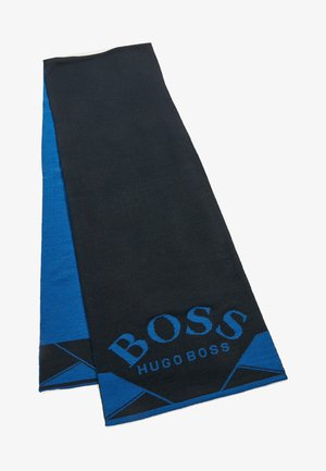 ALBO - Scarf - dark blue