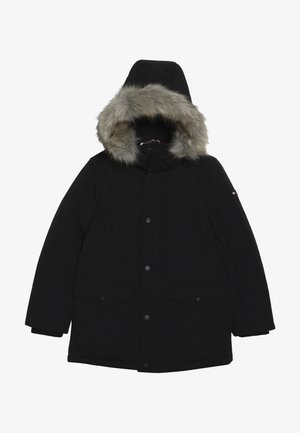 TECH  - Winter coat - black