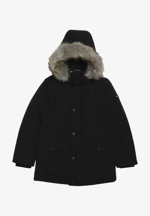 TECH  - Płaszcz zimowy - black