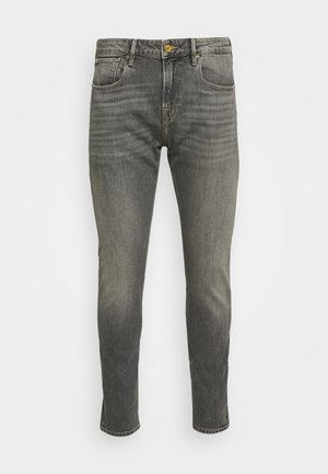 TYE DAILY BREAD - Skinny džíny - grey denim