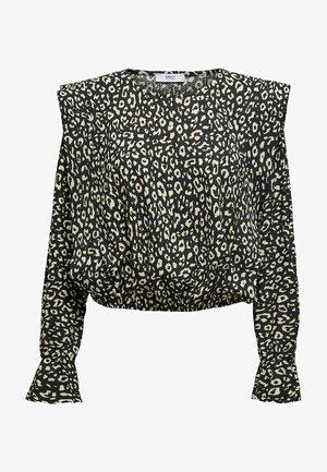 Long sleeved top - black 1