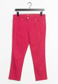 Street One - Straight leg jeans - red - 0