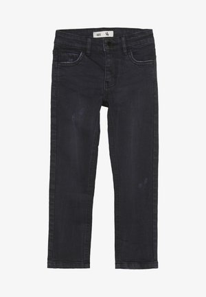 OLLIE  - Slim fit jeans - black