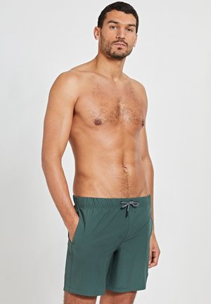 Swimming shorts - cilantro