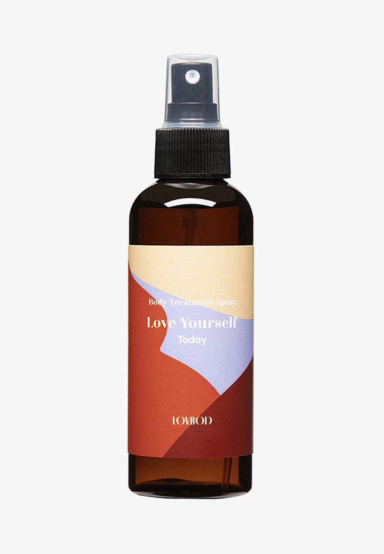 LOVBOD - BODY TREATMENT SPRAY TODAY - Spray corpo - -