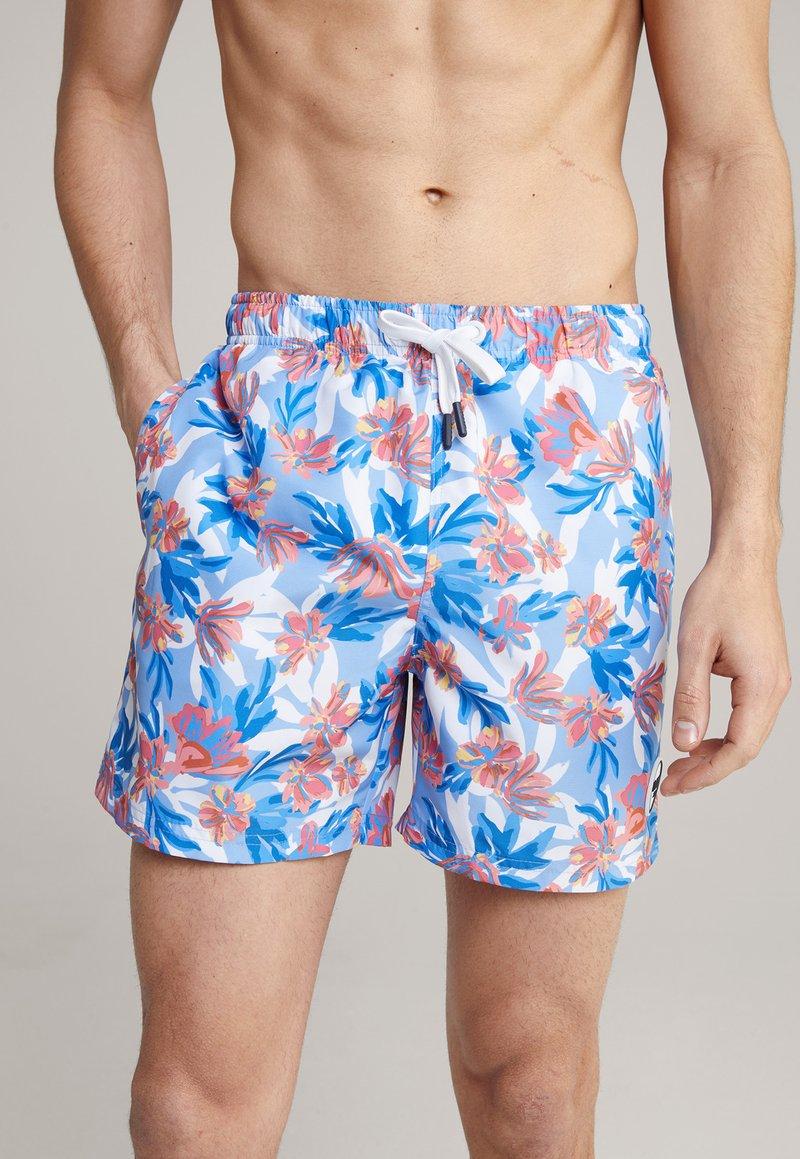 JOOP! Jeans - LAGUNA BEACH - Swimming shorts - blue