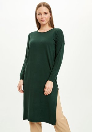 TUNIC - Túnica - green