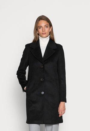 SLFNEW SASJA  COAT - Classic coat - black