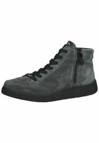 ara - Höga sneakers - graphit - 1