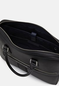 Tommy Hilfiger - DOWNTOWN SLIM COMPUTER BAG UNISEX - Aktówka - black - 2
