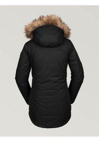 Volcom - FAWN INS JACKET - Snowboard jacket - black - 1
