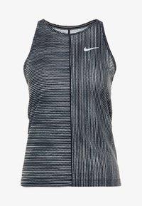 Nike Performance - W NKCT - Sports shirt - black/white - 3