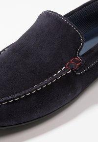 Pier One - Moccasins - dark blue denim - 5