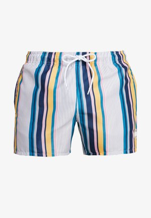 PASTEL STRIPE - Swimming shorts - multi stipe
