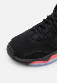 Jordan - 2700 POINT LANE UNISEX - Basketball shoes - black/dark concord/infrared 23 - 5