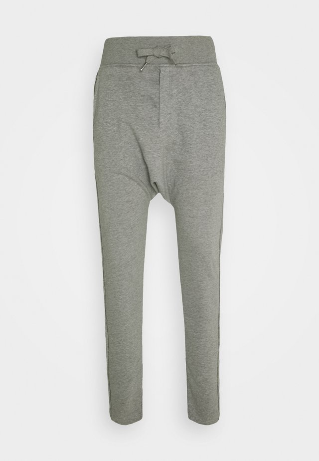PAUL - Tracksuit bottoms - heather grey
