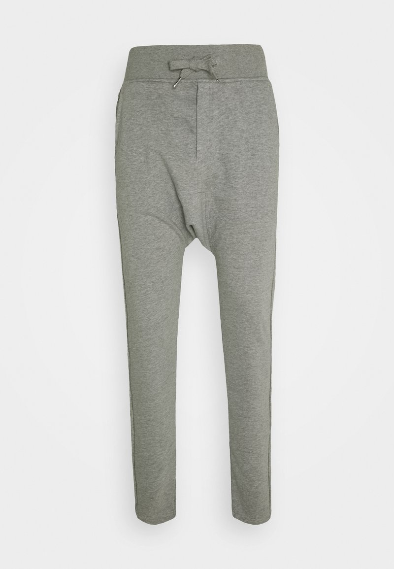 Schott - PAUL - Tracksuit bottoms - heather grey