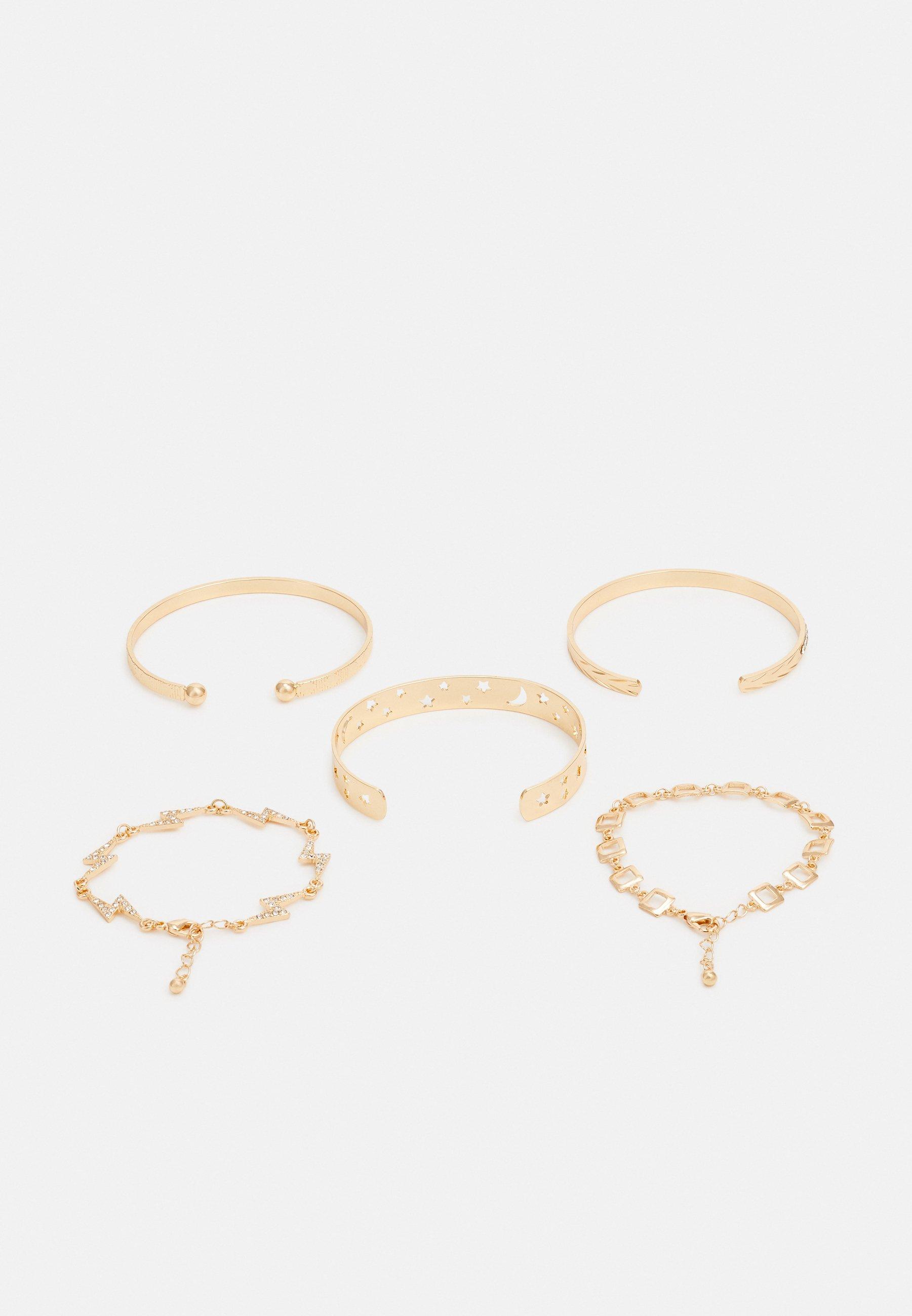 Femme LIGHTNING BRACELET 5 PACK - Bracelet