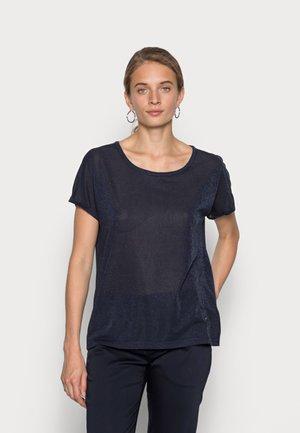 KAY TEE - Basic T-shirt - salute navy