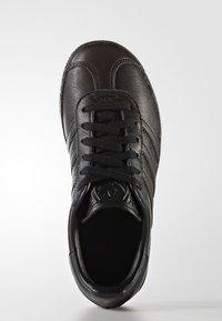 adidas Originals - GAZELLE - Trainers - core black - 1