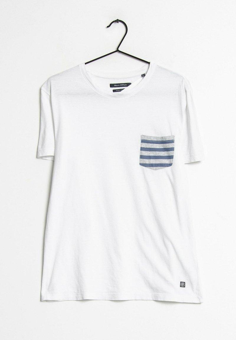 Marc O'Polo - T-shirt imprimé - white