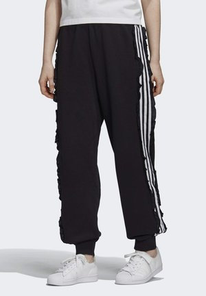 BELLISTA SPORTS INSPIRED JOGGER PANTS - Tracksuit bottoms - black