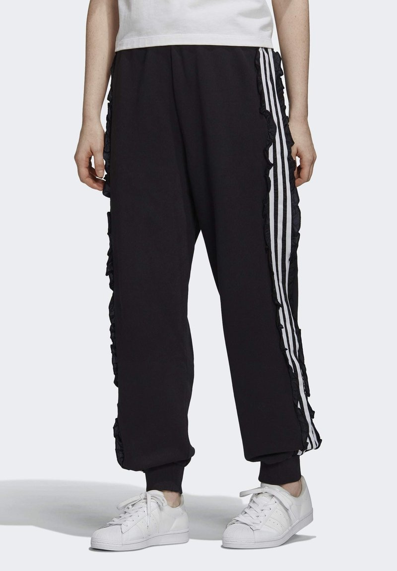 adidas Originals - BELLISTA SPORTS INSPIRED JOGGER PANTS - Pantalones deportivos - black