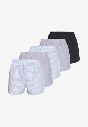 5 PACK - Bokserit - dark blue