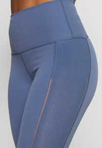 Nike Performance - YOGA LUXE 7/8 - Legging - diffused blue - 3