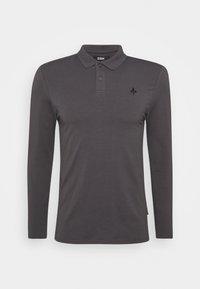 Polo shirt - dark grey