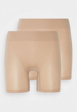 2 Pack  - Stahovací prádlo - beige