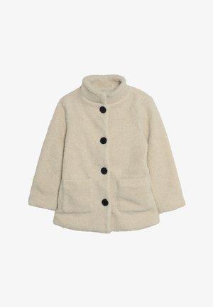 LONG  - Krátký kabát - kiesel