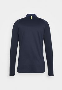 JAKO - ZIP CHAMP 2.0 - Fleece jumper - marine/blue/neongelb