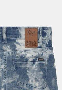 Cars Jeans - MAYSA - Džínové kraťasy - bleached denim - 2