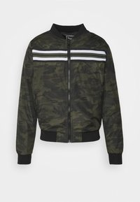 SHAUN - Bomber Jacket - khaki