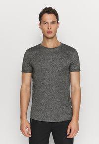 TOM TAILOR DENIM - T-shirt - bas - black - 0