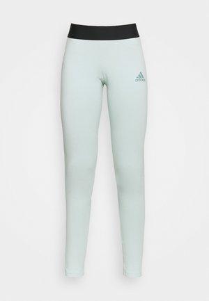 OLYMPIC SPORTS LEGGINGS - Tights - green