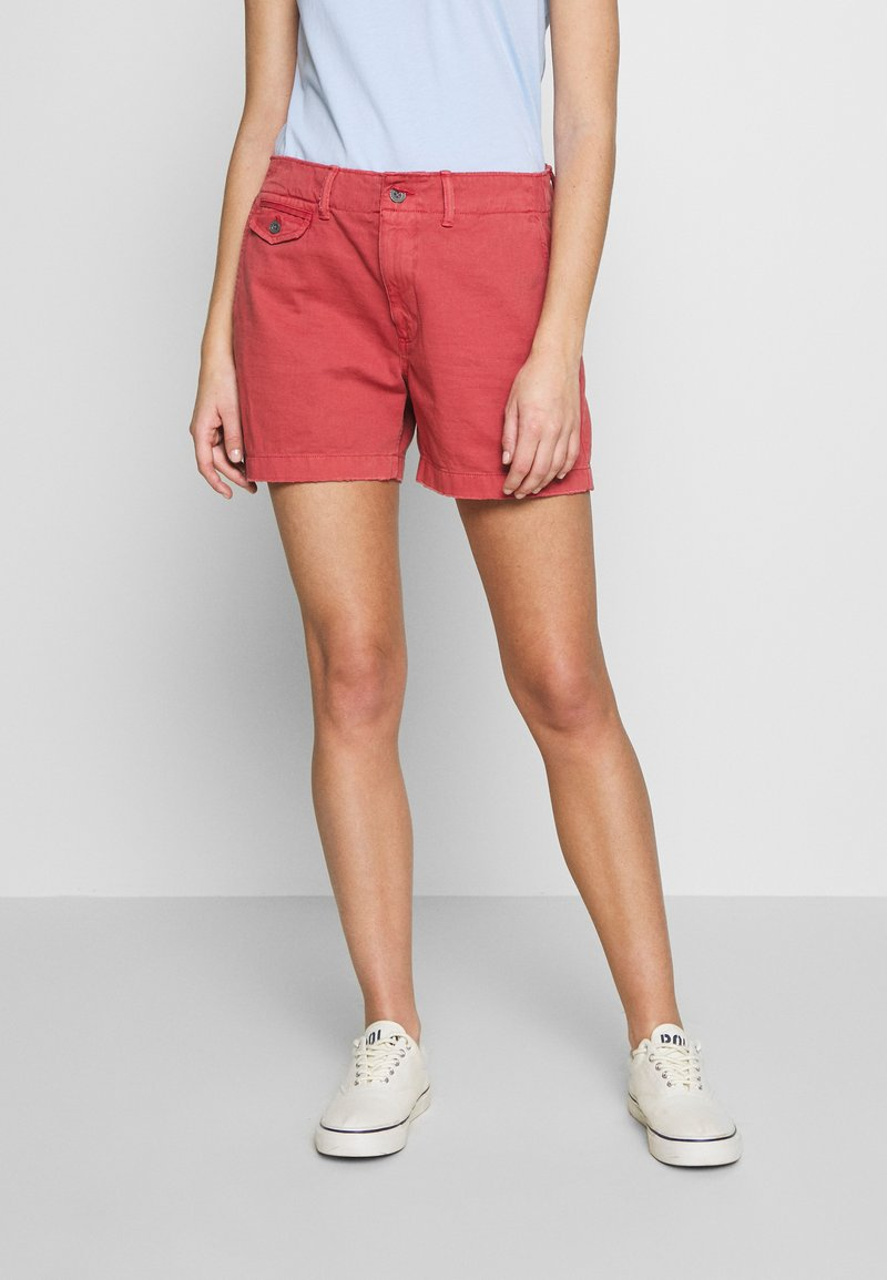 Polo Ralph Lauren - SLIM SHORT - Shorts - nantucket red