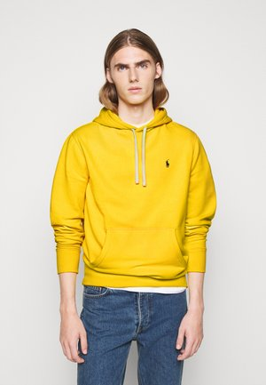 Kapuzenpullover - athletic gold