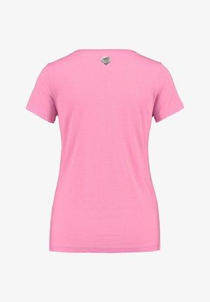 "KEY LARGO DAMEN T-SHIRT ""WT MILA"" - Print T-shirt - pink"