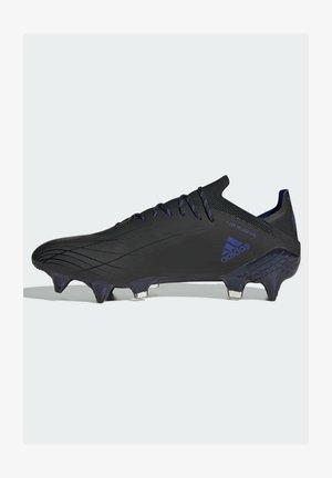 X SPEEDFLOW.1 SG - Moulded stud football boots - black