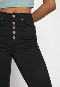 ONLY - ONLROYAL FLY GUA - Jeans Skinny Fit - black - 3