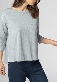 Mey - Pyjama top - grey melange - 2