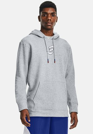 Hoodie - mod gray full heather