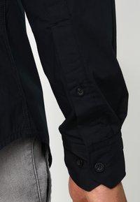 G-Star - CORE SUPER SLIM - Koszula - black - 4