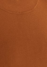 Esprit Collection - Strikket kjole - rust brown - 2