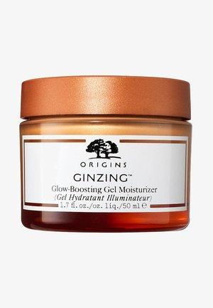 GINZING GLOW RADIANCE-BOOSTING GEL MOISTURIZER - Dagcrème - -
