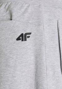 4F - SVEN - Tracksuit bottoms - grey - 2